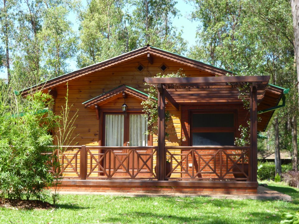 En la feria forestal se podr n apreciar los avances en las - Casas prefabricadas por dentro ...